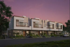 Town houses for sale in Atrio Compound