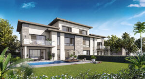 Twin House For Sale In SWAN Lake Residences Hassan Allam
