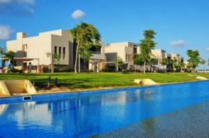Villa with garden for sale in Hacienda Bay