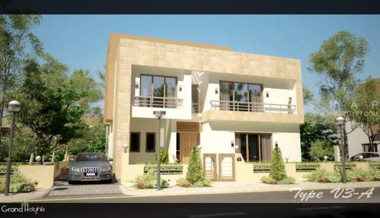 Villas for sale in grand hieghts