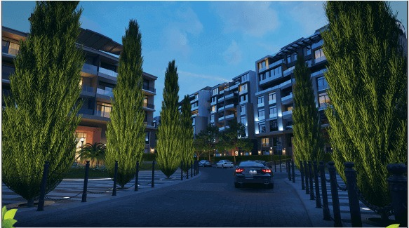 apartments for sale in Green Avenue