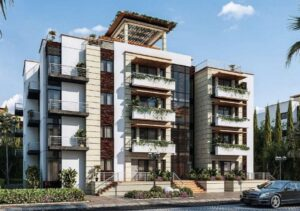 apartments for sale in la fontaine new cairo