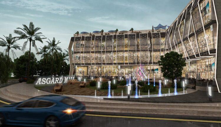 asgard mall project