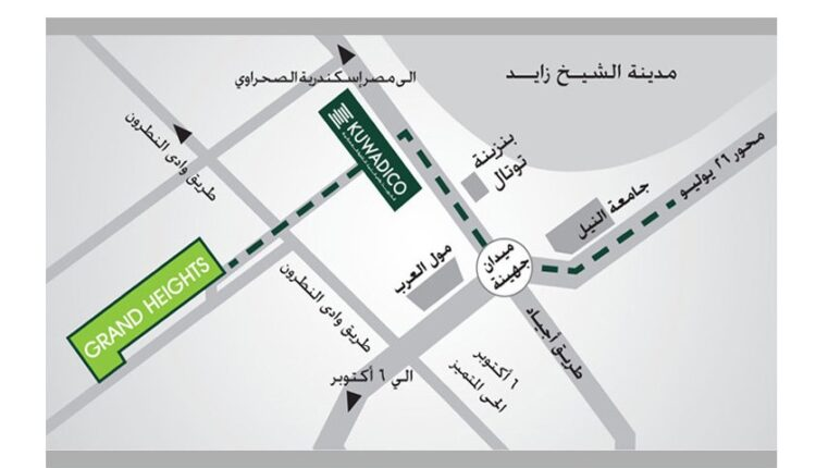 grand heights location