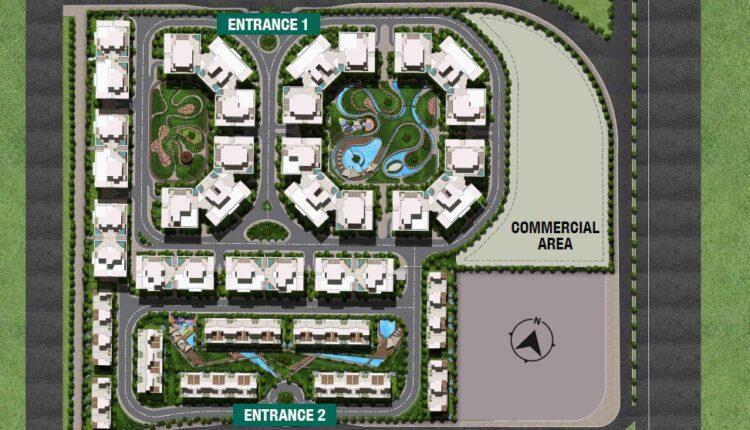 master plan for granda life compound