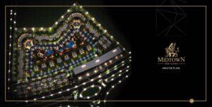 midtown new cairo master plan