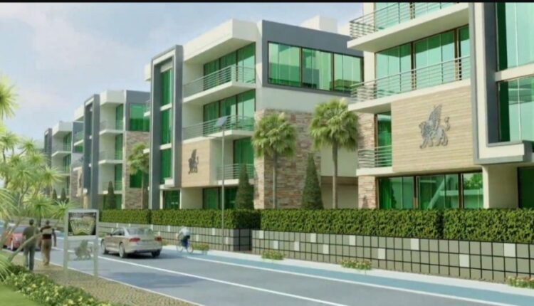 midtown new cairo project