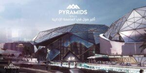 pyramids new capital