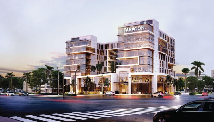 shops for sale in Paragon Mall