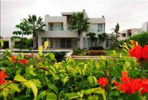 Garden in Hacienda Bay