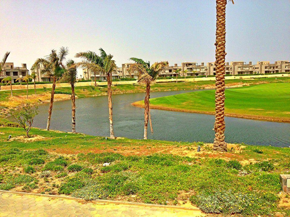 Gardens in Al Ain Bay resort 1