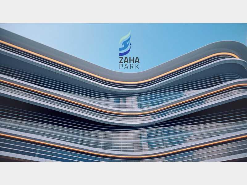 Mall ZAHA Park new capital 1