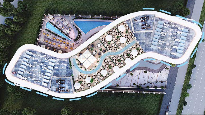 Master Plan for Zaha Park