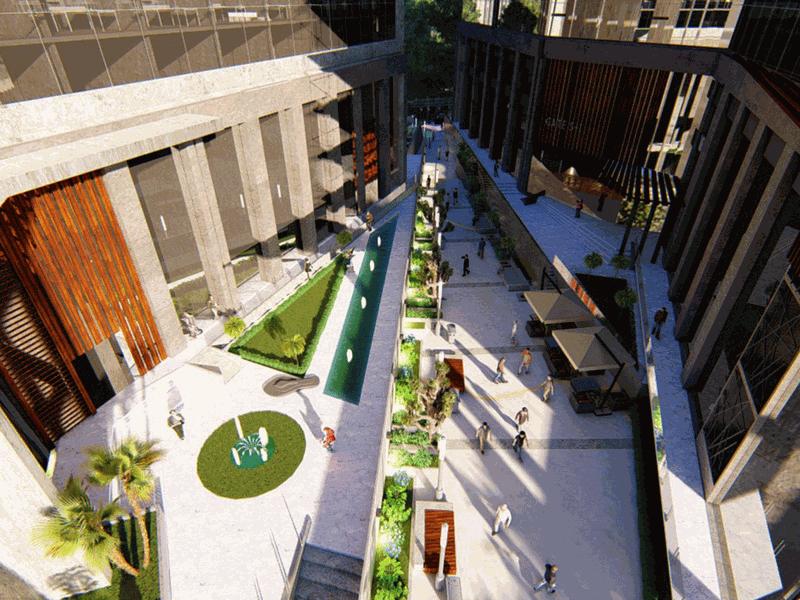 The Walk Mall New Capital العاصمة الجديد