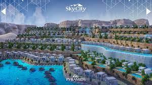sky city ain sokhna