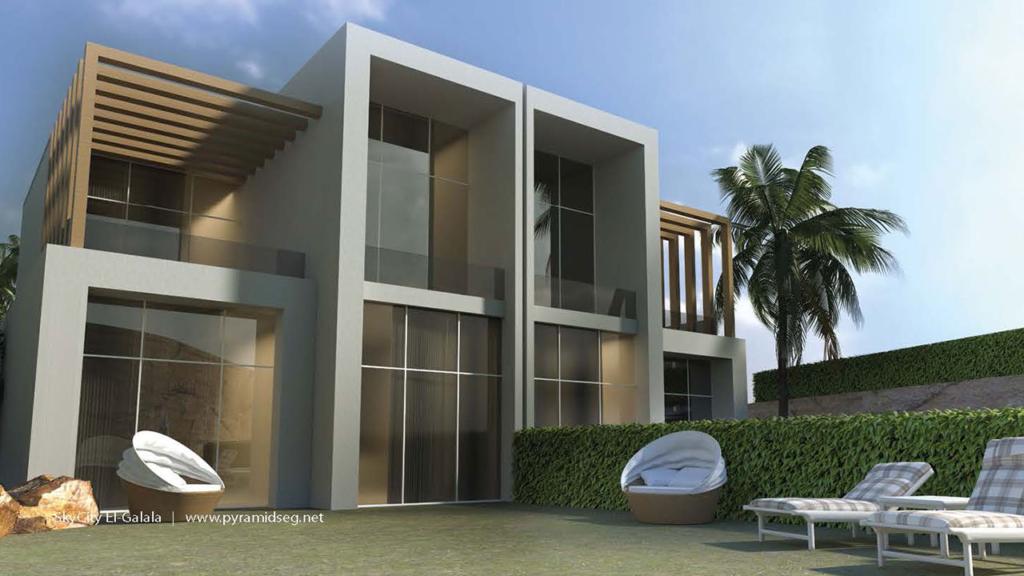 villas for sale in sky city