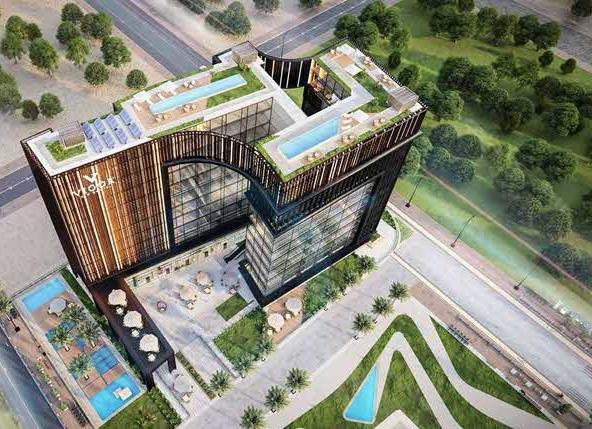 العاصمة الادارية داون تاون