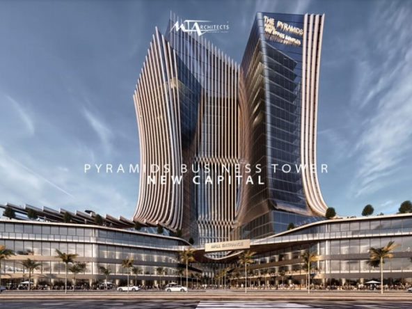 pyramids business tower