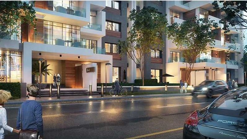 عرض متميز شقة 114 متر للبيع في لاميرادا من جراند بلازا بموقع مميز