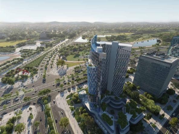 تاور العاصمة الادارية الجديدة
