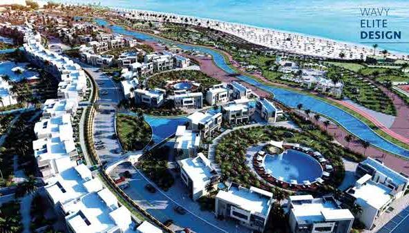 سي فيو الساحل الشمالي Sea View North Coast Resort 21