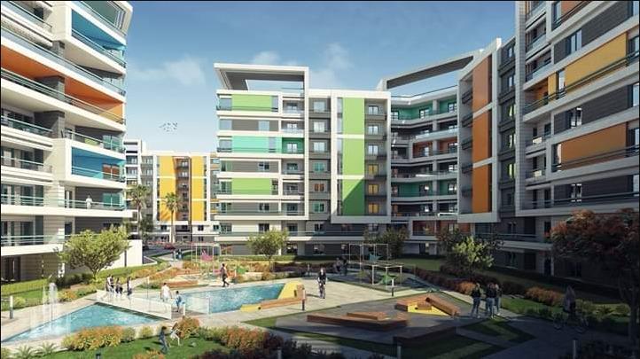 عرض متميز شقة 245 متر للبيع في Il Mondo بموقع مميز