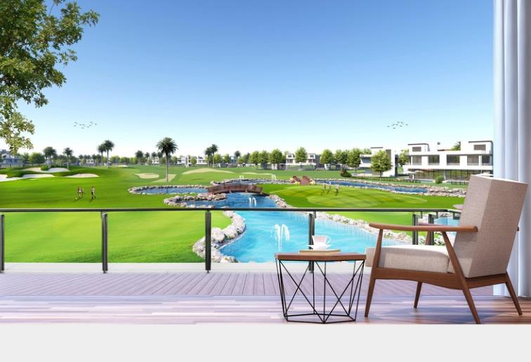 امتلك شقتك في golf porto cairo بمساحة تبدأ من 142 متر