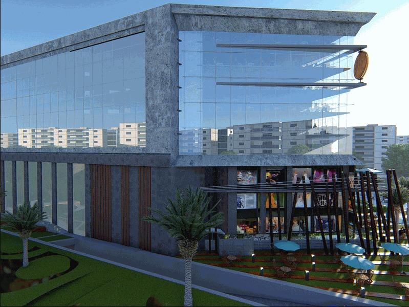 بمُقدم 10 % امتلك مكتب في ذا ووك العاصمة الإدارية بمساحة 55 متر