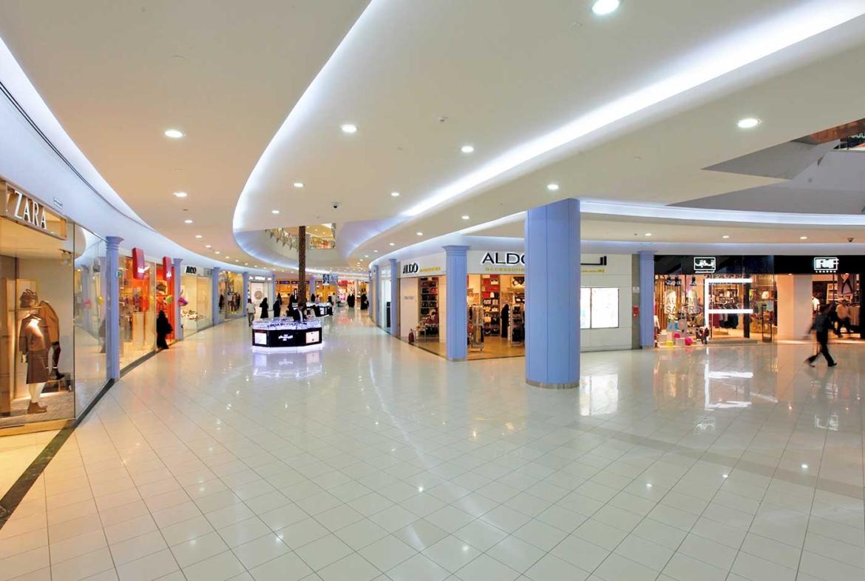 بمساحة 48 متر محلات للبيع في ذا ووك مول