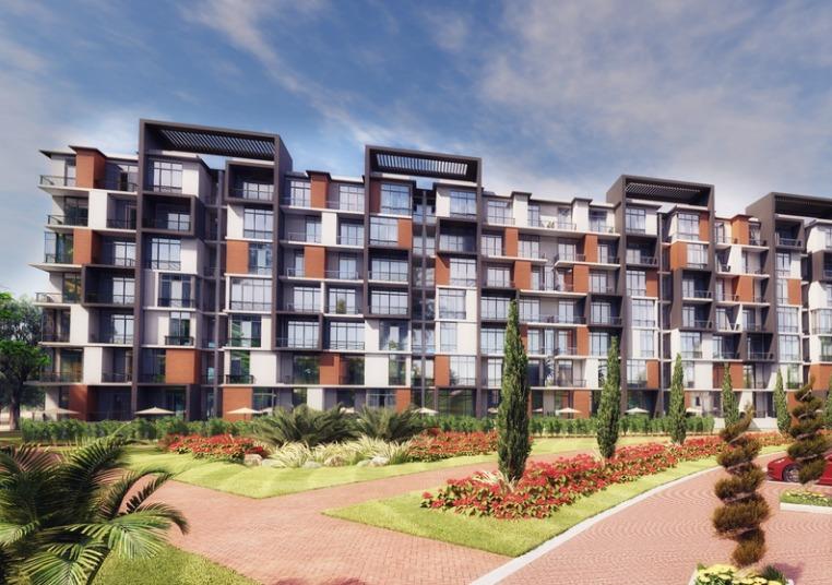 شقة رائعة 103م للبيع في موقع مميز جدا داخل جولف بورتو كايرو
