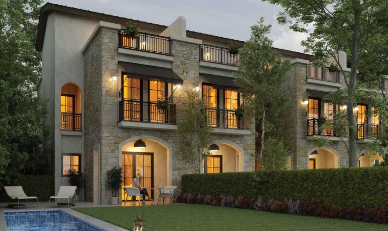 Decent Villas in the MarQ New Cairo 1