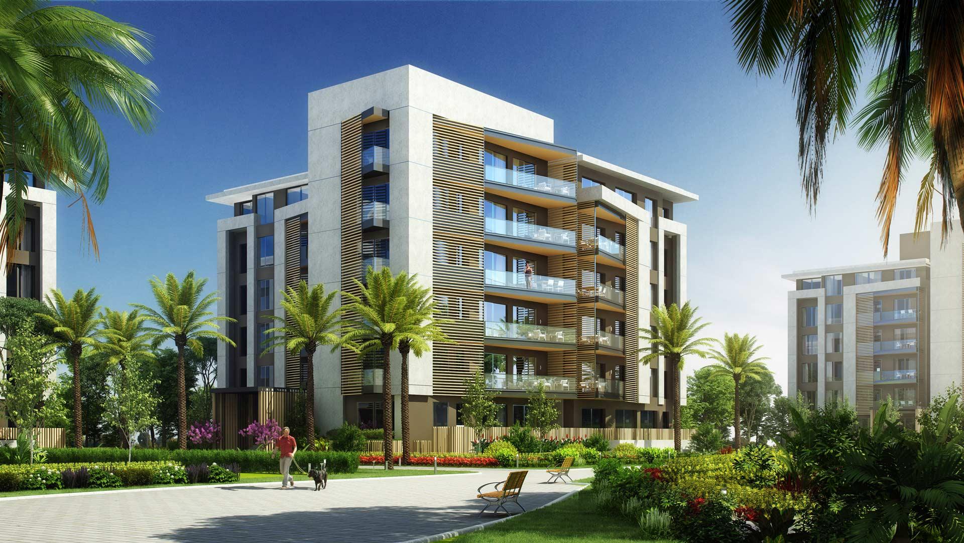 أحصل على شقة في كمبوند بريفادو بمساحة 154 متر
