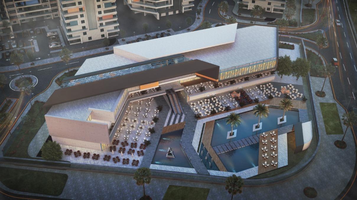 شقق للبيع 4 غرف نوم في كمبوند الموندو 200 متر