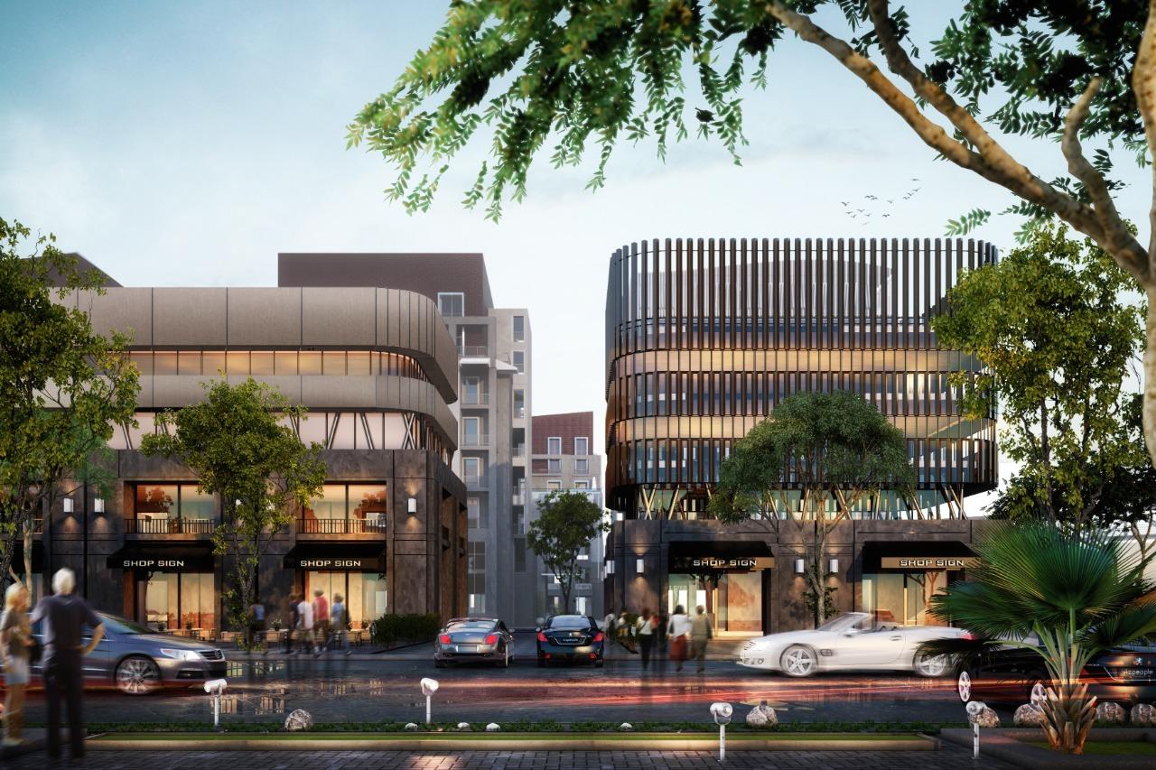 سارع بشراء شقة في كمبوند بارك لين العاصمة الادارية بمساحة تبدأ من 150 متر