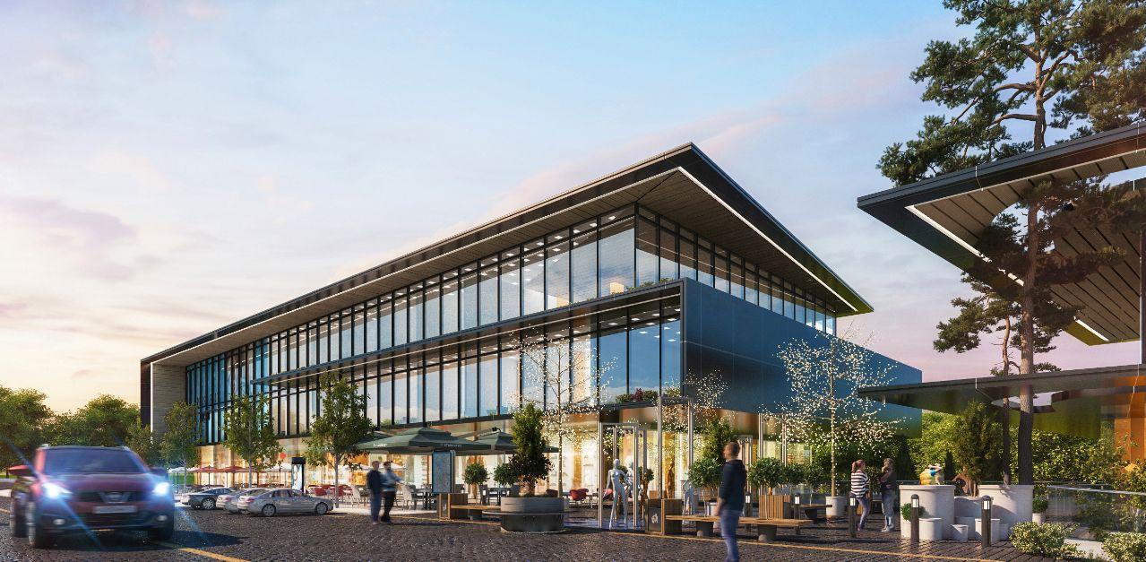 بمساحة 59 متر مكاتب للبيع في فينشي ستريت