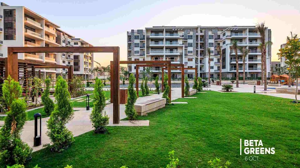 تفاصيل بيع دوبلكس بمساحة 252 متر في Beta Greens Al Mostakbal City