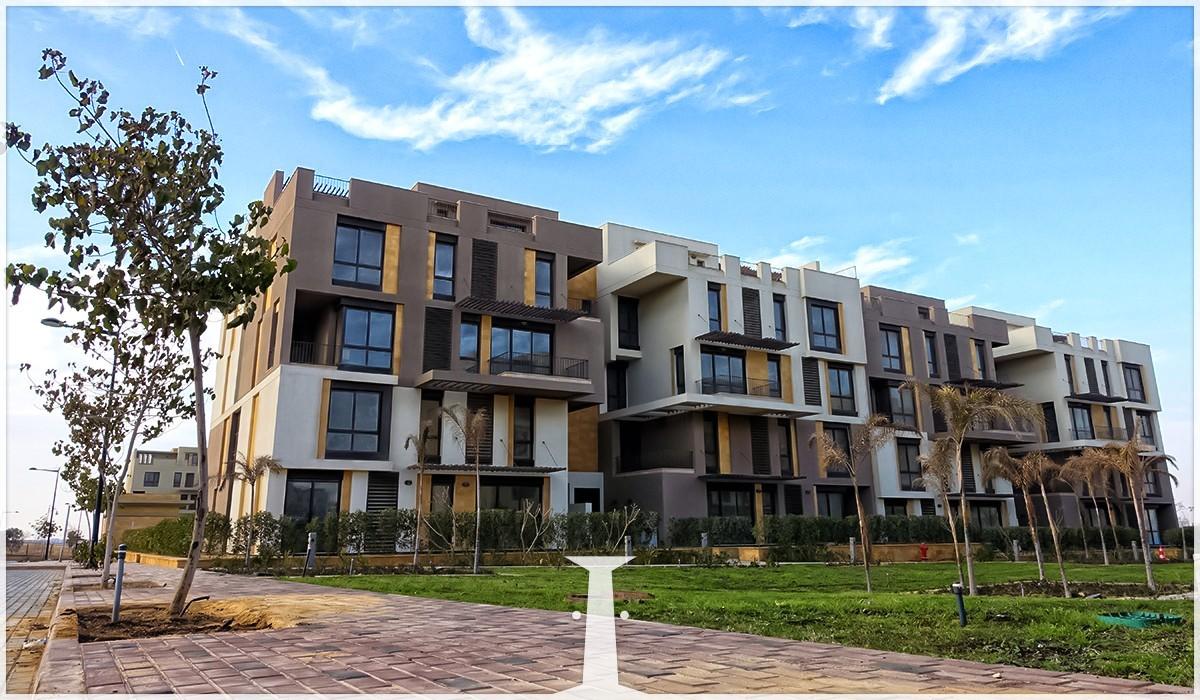 امتلك شقة ب 10% مقدم في القاهرة الجديدة داخل مشروع ايست تاون