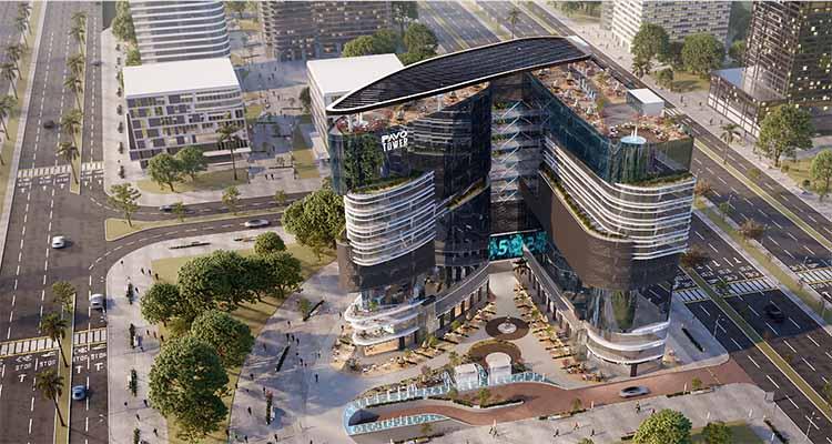 pavo tower new capital cbd mercon developments bafo taor alaaasm aladary aljdyd shrk myrkon llttoyr alaakary 1