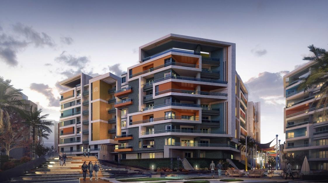 إقتنص الفرصة وأحصل على شقة بمساحة 175 متر في Il Mondo Compound