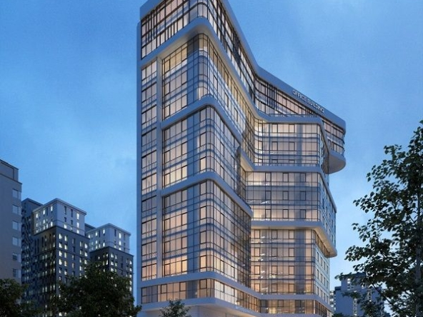 vivid business tower