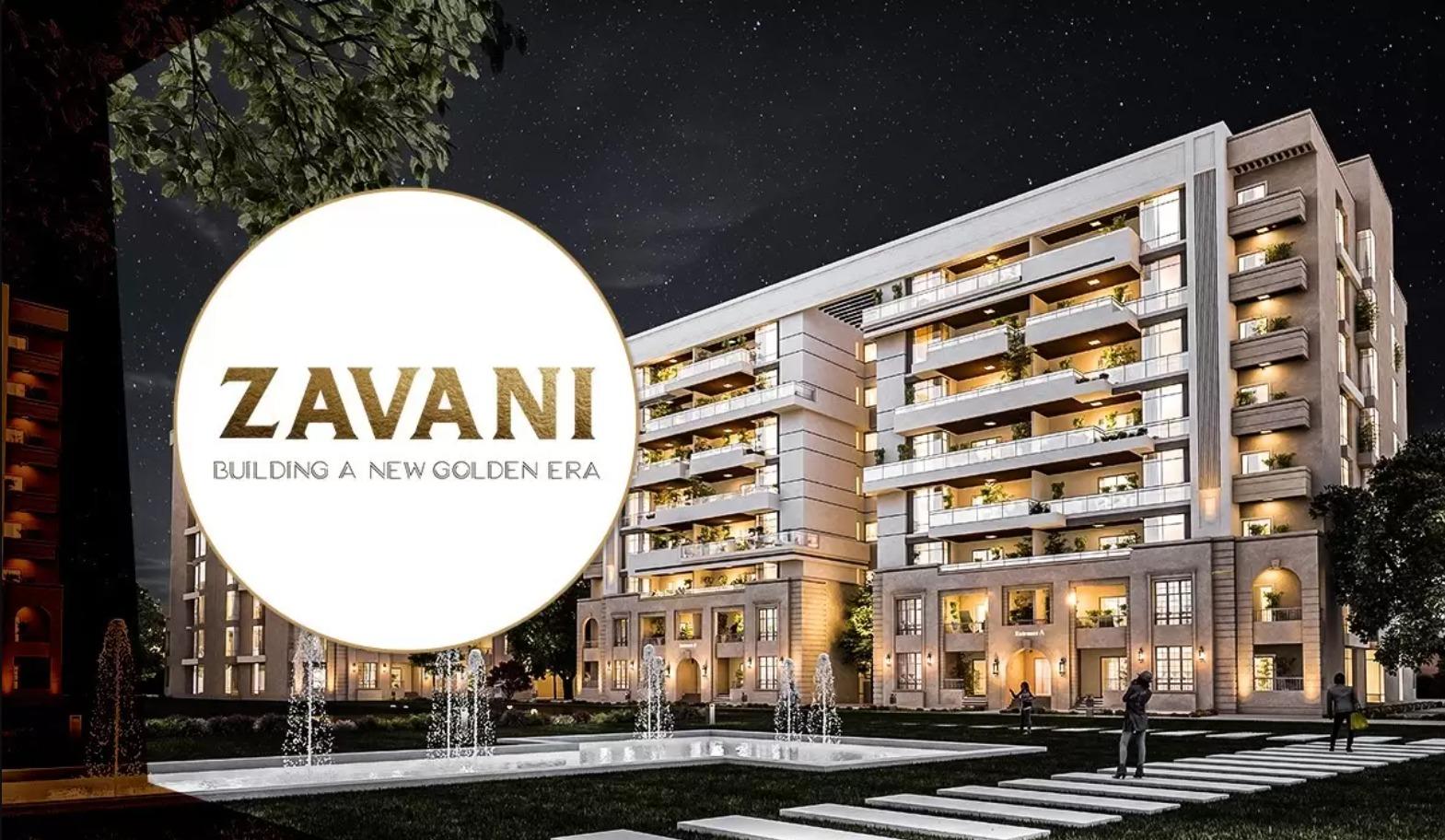 عرض متميز شقة 283 متر للبيع في زافانى بموقع مميز