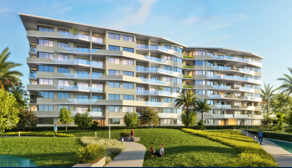 The Median Residences New Cairo